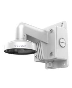 Oculur ADF-WMJ Wall-Mount Bracket & Junction Box for Mini Dome Camera