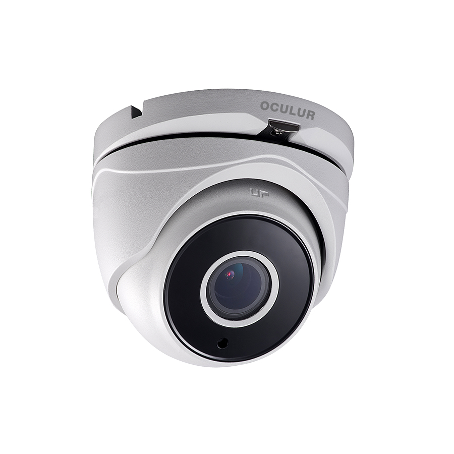 Oculur C2TV 2MP Motorized Lens Turret Outdoor HD-TVI Security Camera
