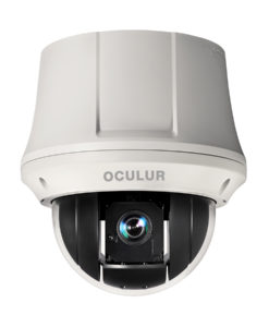 Oculur CPTZ-23I 2.1MP PTZ Dome Indoor HD-TVI Security Camera