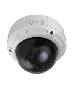 Oculur X2DV 2MP Dome Varifocal Lens IR Outdoor IP Security Camera – IR up to 100ft