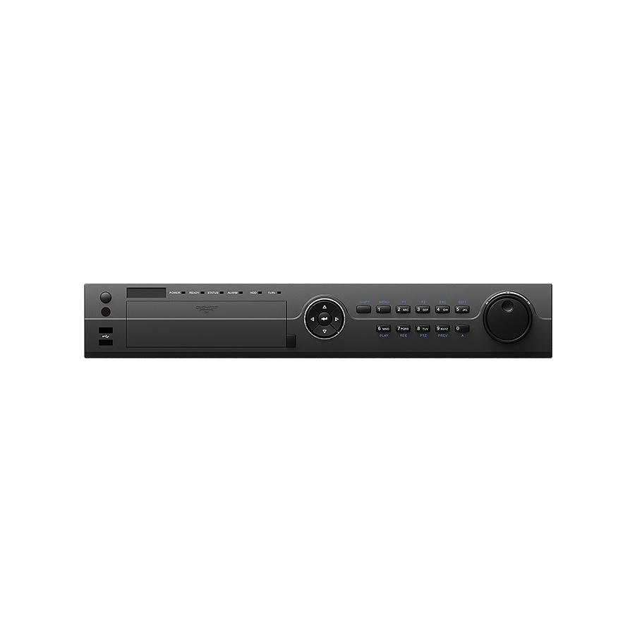 Oculur XNR32-4P 32 Channel PoE 12MP 4K Network Video Recorder – POS integration, Up to 6TB Storage Support