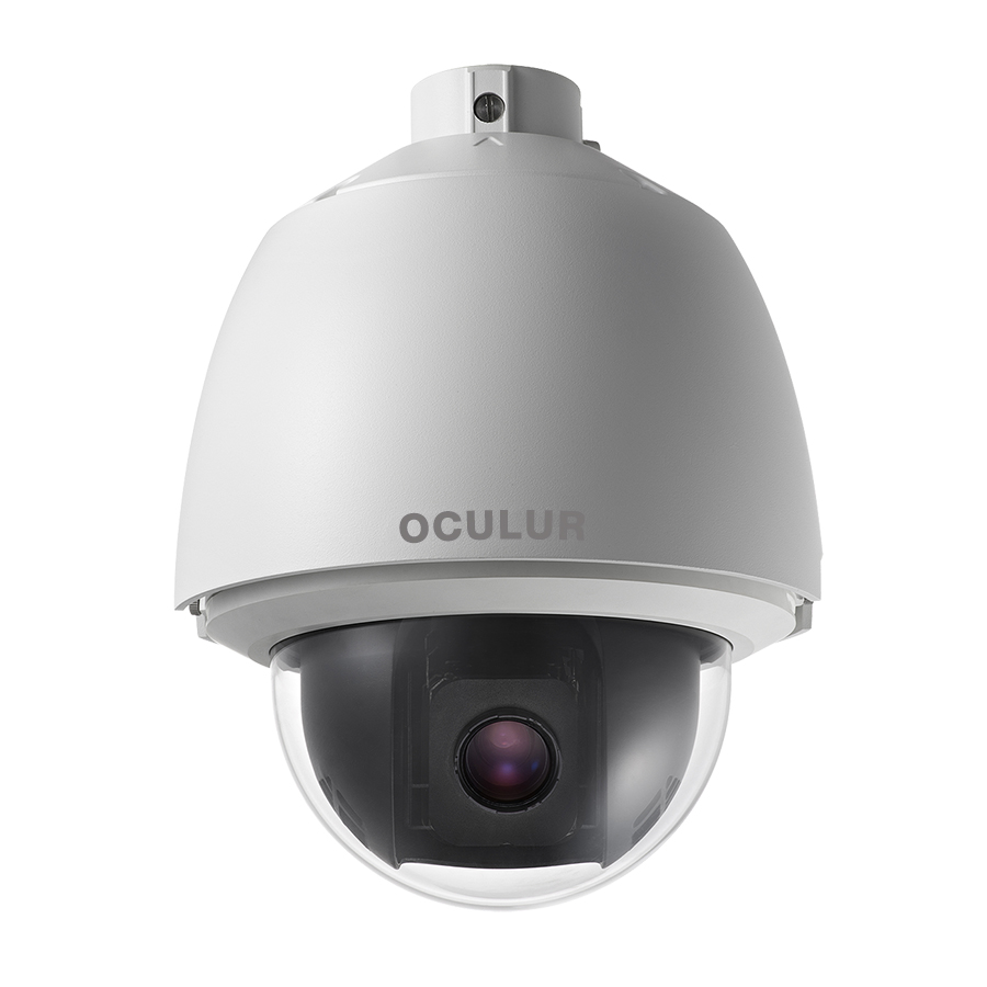 Oculur XPTZ-20 2MP PTZ Dome Outdoor IP Network Security Camera