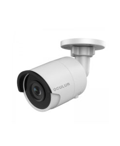Oculur X4KBF 8MP IR Fixed Bullet H.265+ IP Network Security Camera